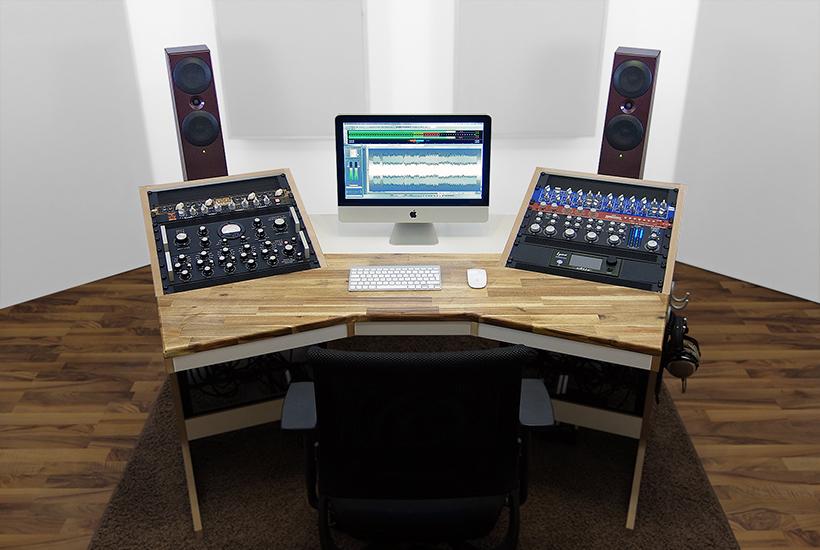 Online Mastering Studio - Mastering Desk